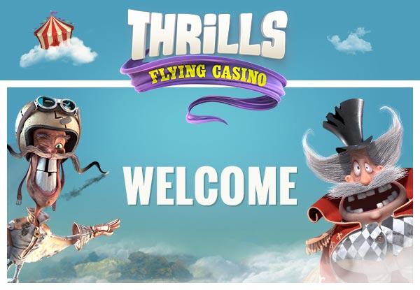 Thrills Casino | Play Merlins Millions Superbet | Get Free Spins