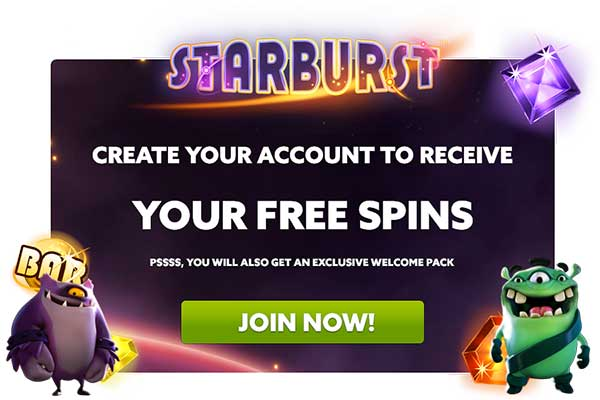 Exclusive BetAt Casino Bonus