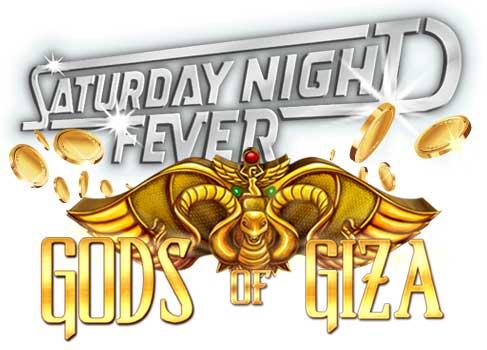Gods of Giza Giveaway