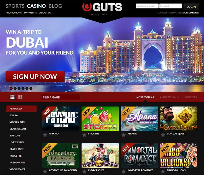 Casino Sites Free Spins