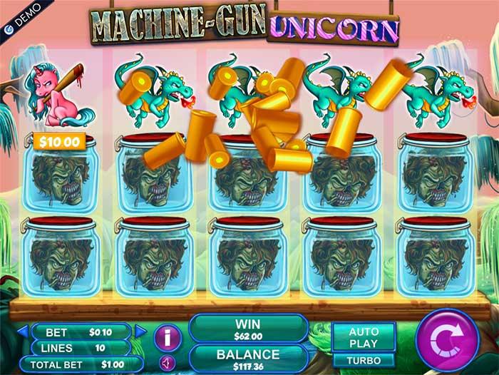 Machine Gun Unicorn Slot Machine Online ᐈ Genesis Gaming™ Casino Slots