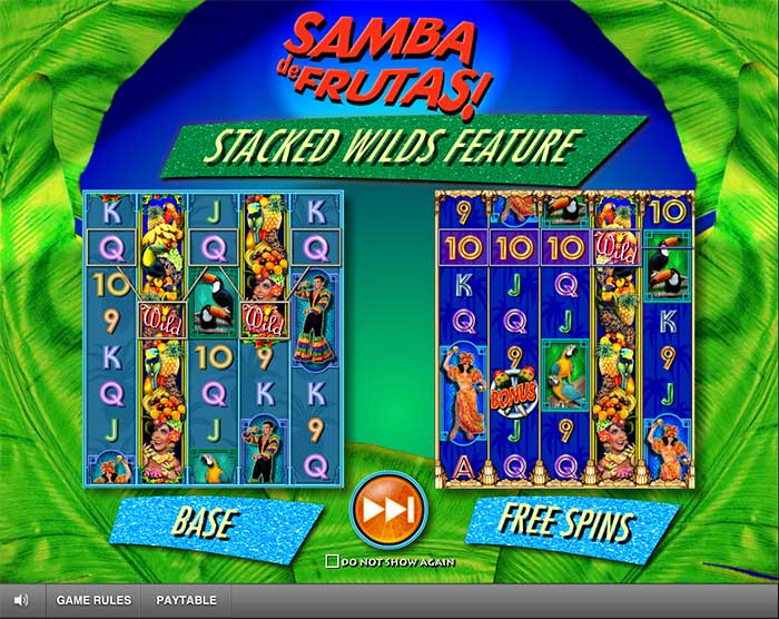 Samba De Frutas Slot - Free Online Casino Game by IGT