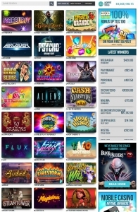 Reel Island Slot Selection