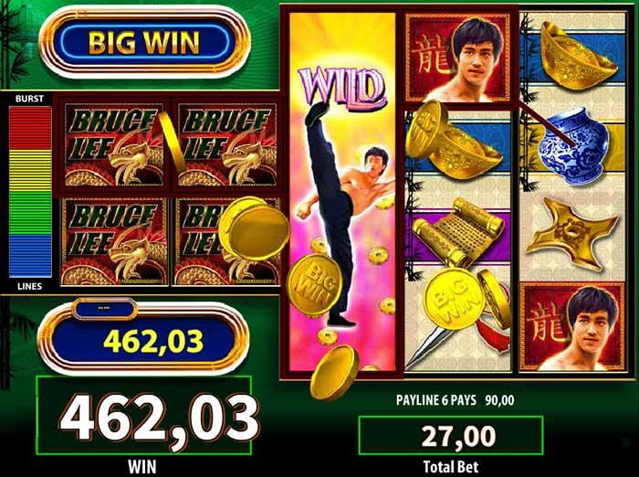 Bruce Lee Slot WMS