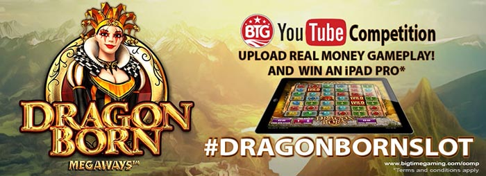 DragonBorn Slot Competition