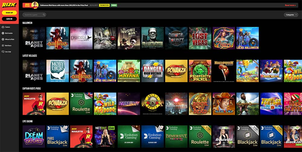 Rise of spartans Online Slot for Real Money - Rizk Casino