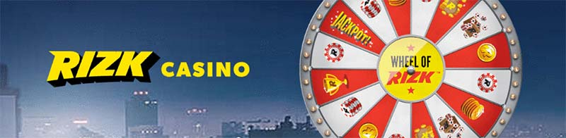 Rizk Casino Logo Header