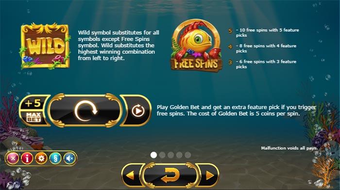 Golden Fish tank Yggdrasil - Mobil6000