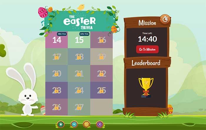 Guts Easter Trivia Quiz 2016