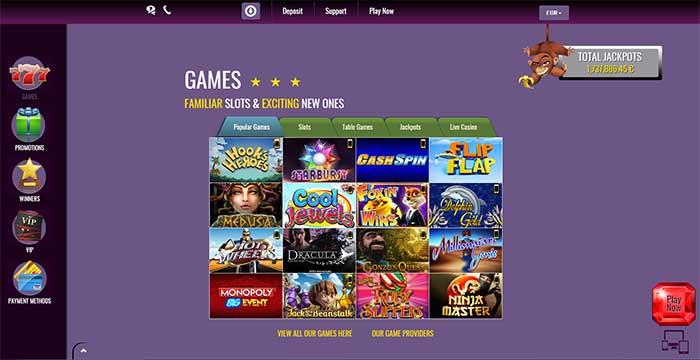 New Slots Magic Casino 2016