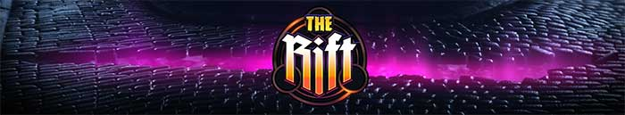 The Rift Slot Logo