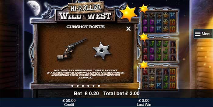 Wild West Slot - Novomatic