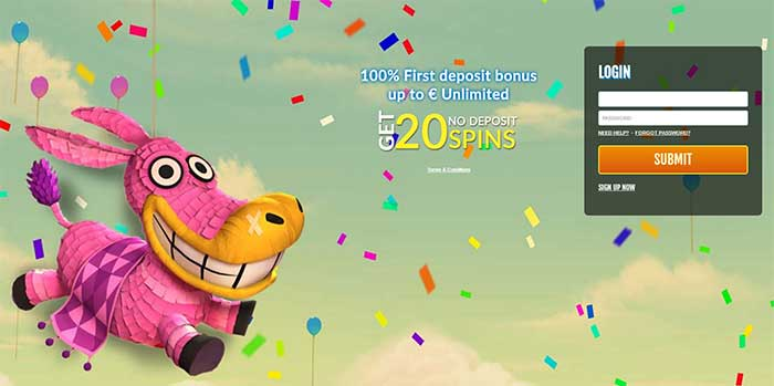 Diamond 7 Casino 20 Free Spins No Deposit