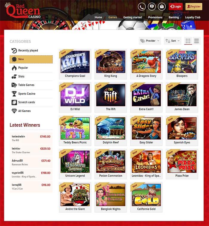 Casino Queen Slots