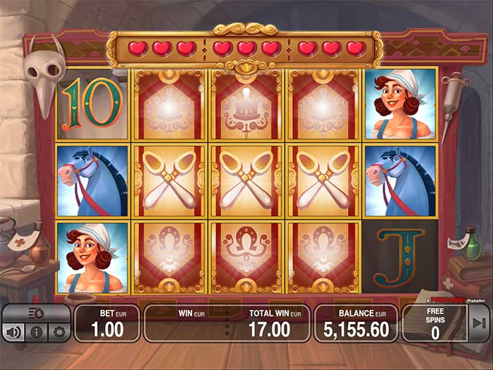 Humpty Dumpty Slot - Push Gaming