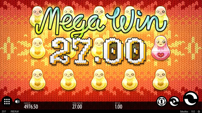 Babushkas Slot Mega Win