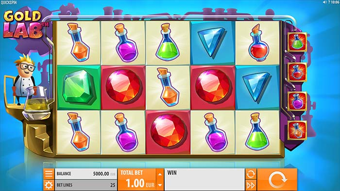 Gold Lab Slot Machine Online ᐈ Quickspin™ Casino Slots