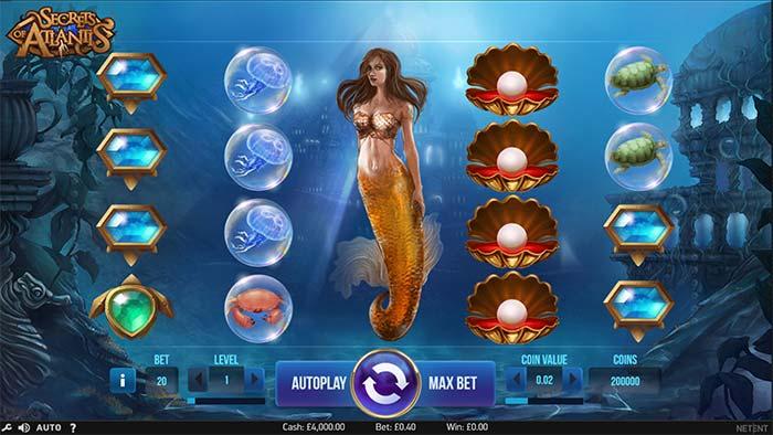 Secrets of Atlantis base game