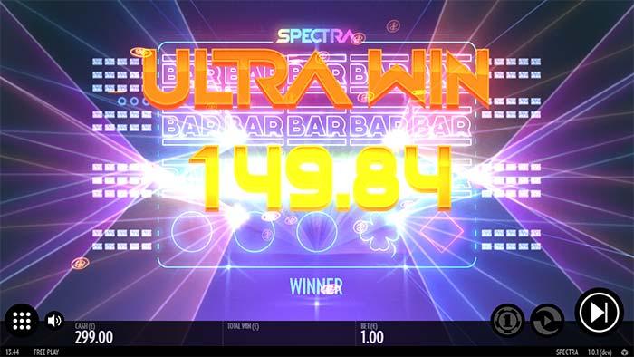Spectra Slot Ultra Win