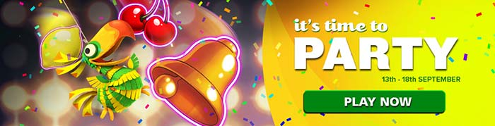 CasinoLuck Party promotions