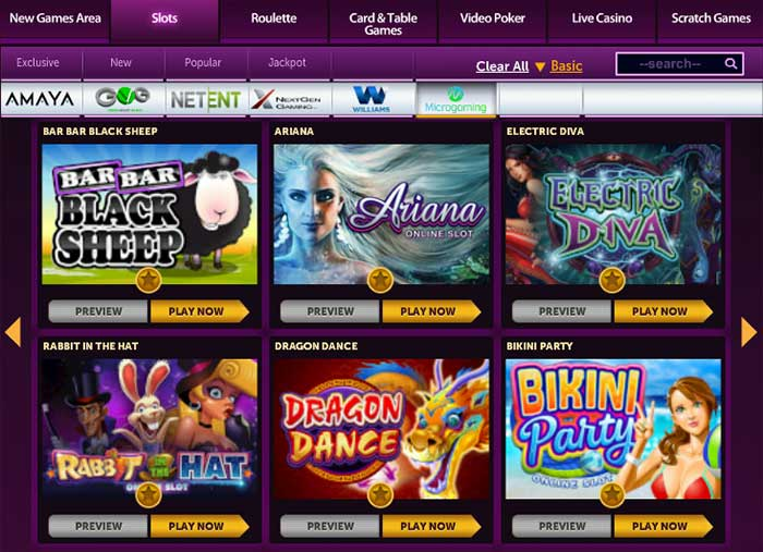 new microgaming casino  2019