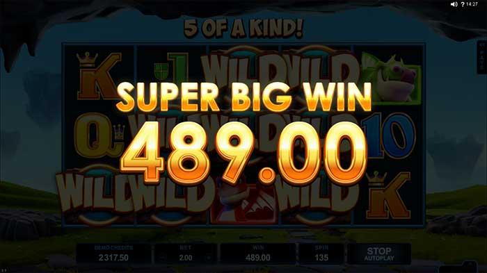 Dragonz Slot super big win