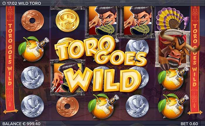 Wild Toro Slot toro goes wild
