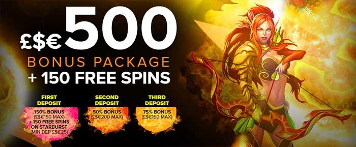 WildSlots Casino Bonuses