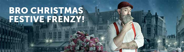 Betsafe Casino - Christmas Daily Offers!