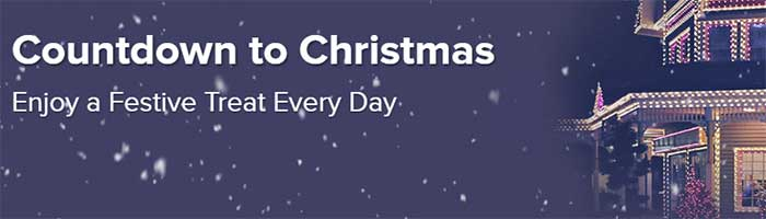 CasinoEuro - Countdown to Christmas