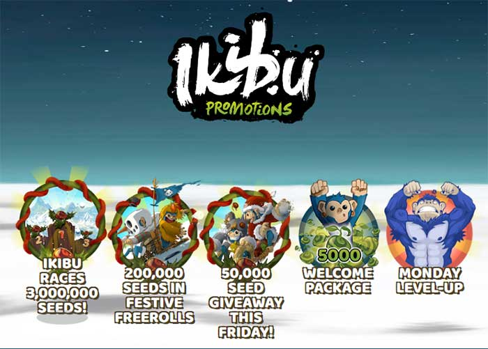 Ikibu Casino Race Promotions