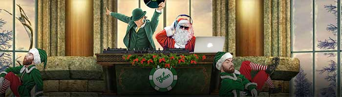 Mr Green Casino Advent Promotions