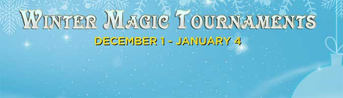 Slots Magic Casino Winter Magic Promotions