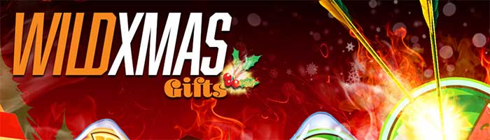 WildSlots Christmas Promotions