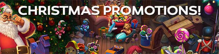 Christmas Casino Promotions 2016