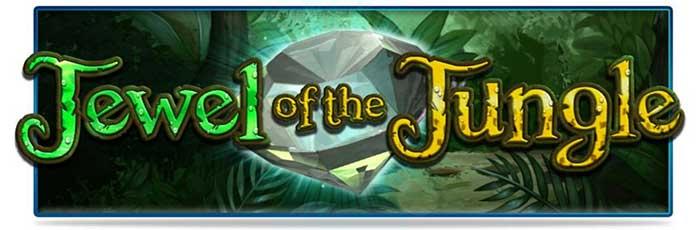 Jewel of the Jungle Slot Logo