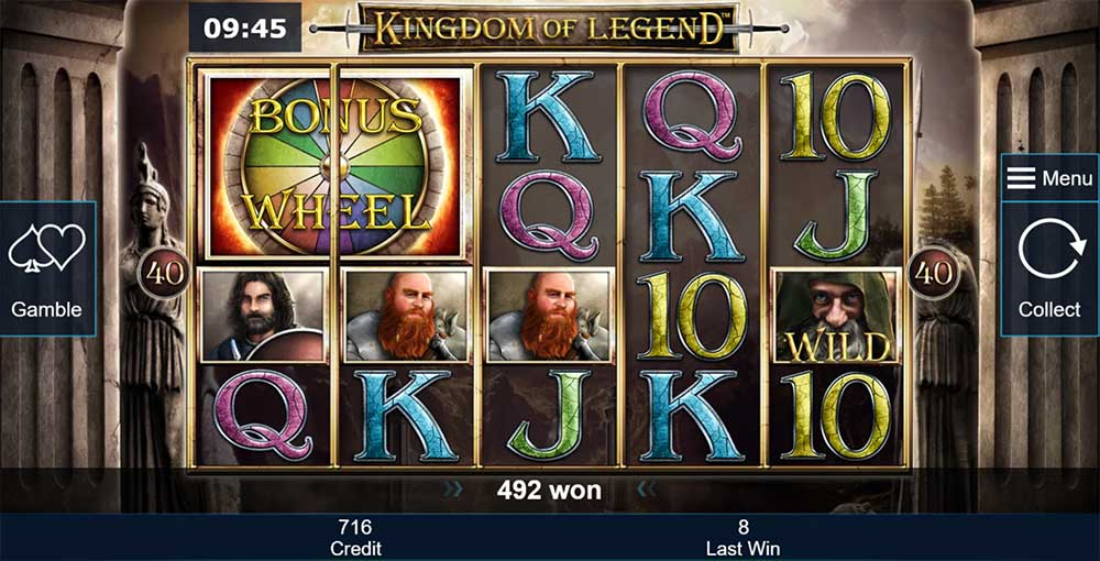 Kingdom Of Slots