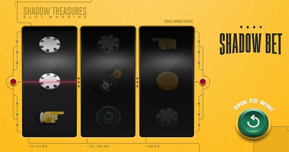 Shadow Treasures Slot Machine