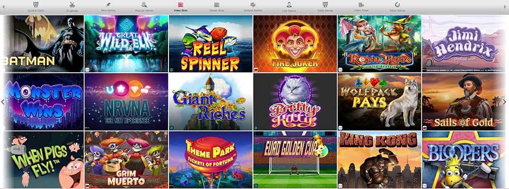 Spinit Casino Online Review With Promotions & Bonuses