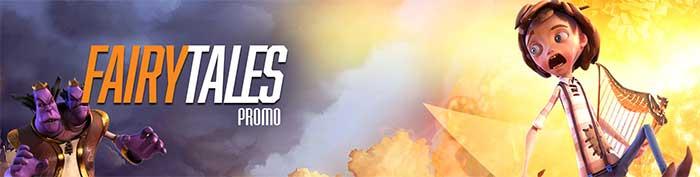 Wildslots Casino - Fairytale Promotions