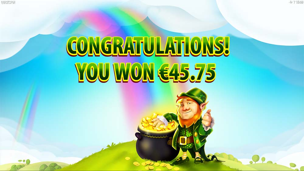 Leprechaun Hills Slot - Play the Free Casino Game Online