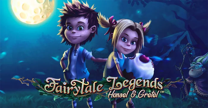 Fairytale Legends - Hansel & Gretel Slot Logo