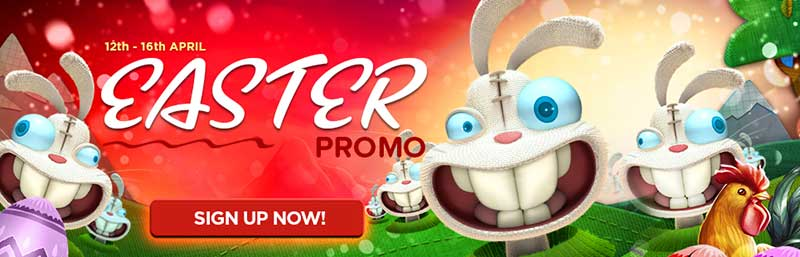 Easter Promotions 2017 - NextCasino