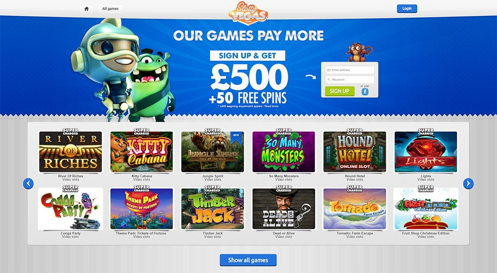 Free offline slot games for android