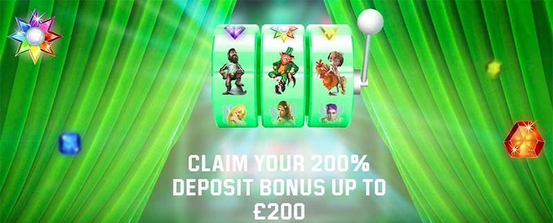 Unibet Casino - Welcome Bonus Offer