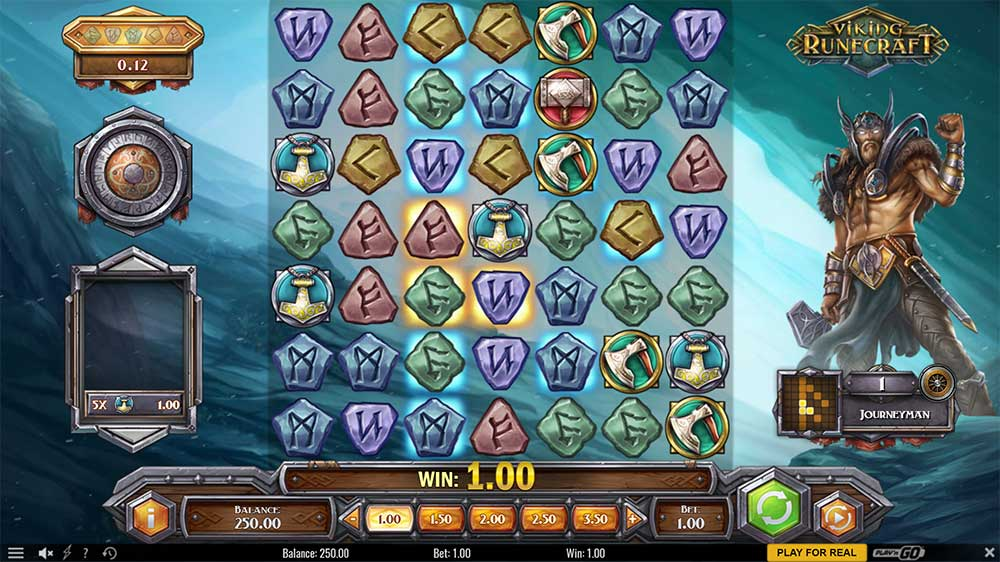 Viking Runecraft Slot - Base Game