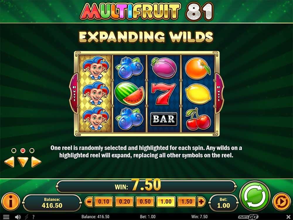 Jokerstar 81 Slot Machine - Play the Free Casino Game Online