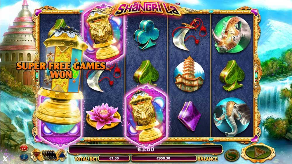 Spiele Shangri La - Video Slots Online