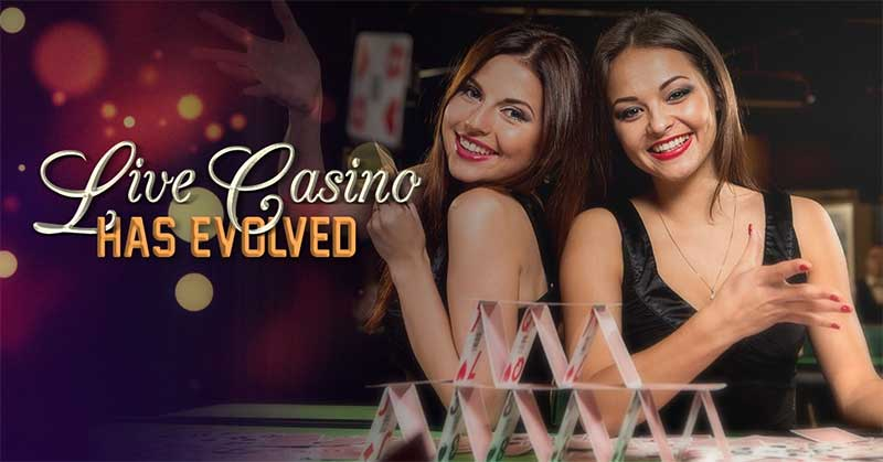 Energy Casino - Live Table games