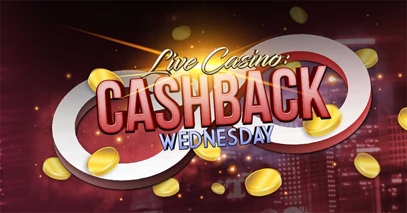 50 Cashback At Energy Casino Wild Reels